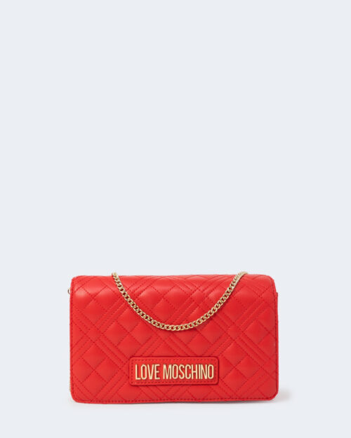 Borsa Love Moschino QUILTED Rosso - Foto 1