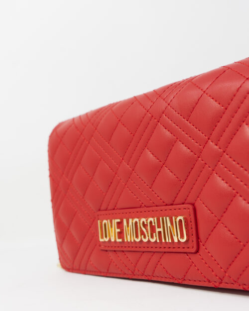 Borsa Love Moschino QUILTED Rosso – 76646