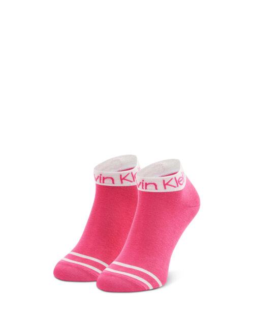 Calzini Calvin Klein Short Sock Rosa – 53927