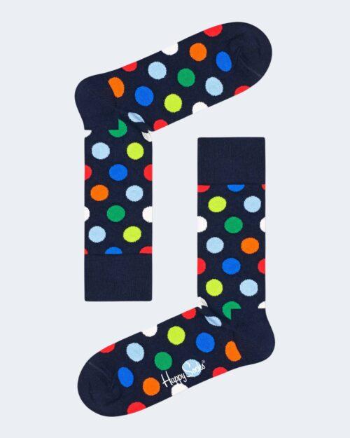 Calzini Happy Socks BIG DOT SOCKS Blu – 76734