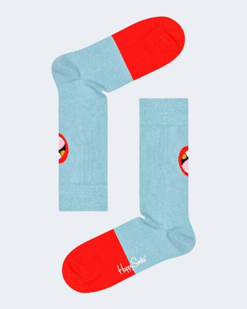 Calzini Happy Socks WE NEED TO TALK SOCKS Celeste – 76768