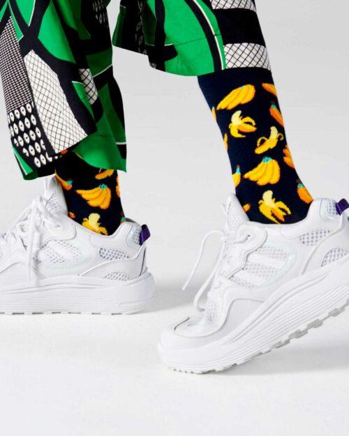 Calzini Happy Socks BANANA SOCKS Nero – 76738