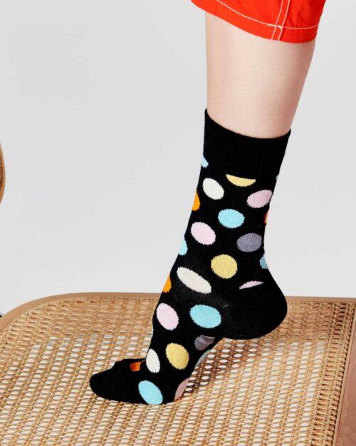 Calzini Happy Socks BIG DOT SOCKS Nero – 76731