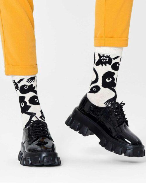 Calzini Happy Socks NIGHTMARE SOCKS Panna – 76750
