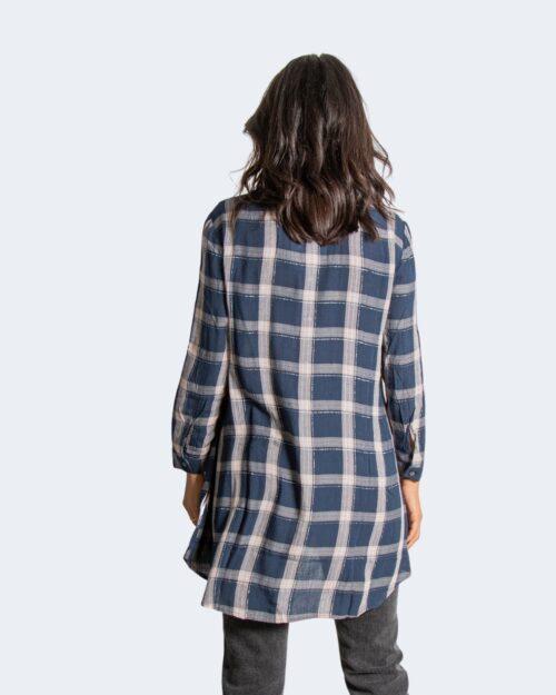 Camicia manica lunga Desigual CAM JACARANDA 21WWCW39 Blu – 73358