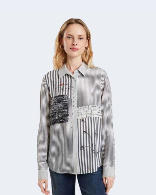 Camicia manica lunga Desigual BRUNA Nero – 73199