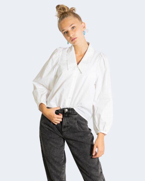 Camicia manica lunga Only LINDSAY Bianco – 71929