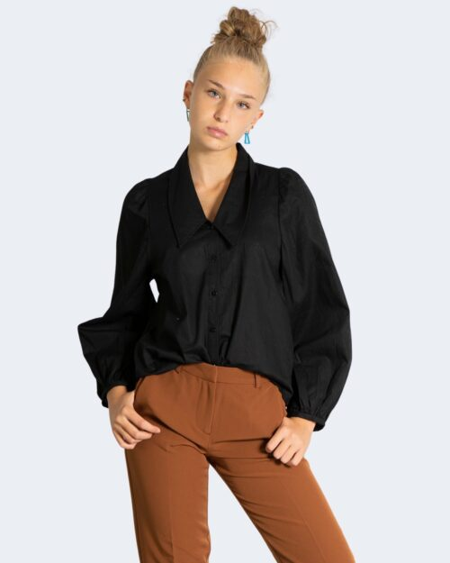 Camicia manica lunga Only LINDSAY Nero – 71929