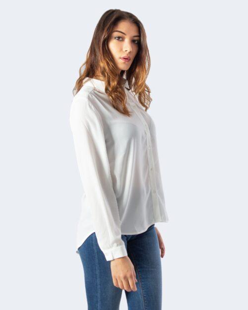 Camicia manica lunga Vila Clothes Lucy Bianco – 38376