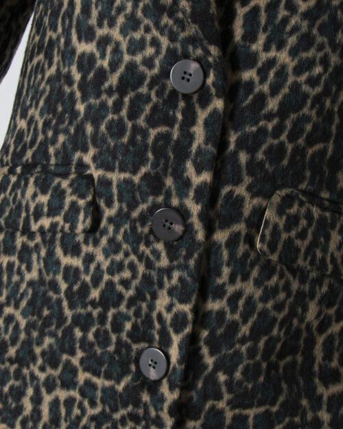 Cappotto Vila Clothes VILEOVITA Marrone – 78020