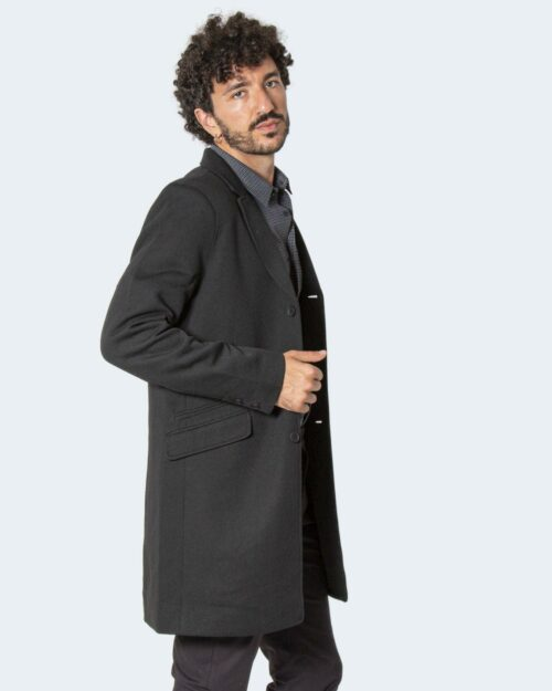 Cappotto Only & Sons ONSJULIAN KING COAT IN OTW VD – 22016665 Nero – 71887