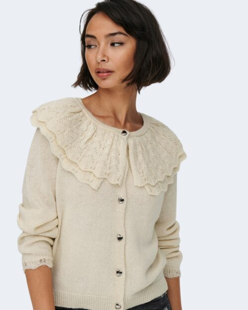 Cardigan Only LIZZY Crema – 71854