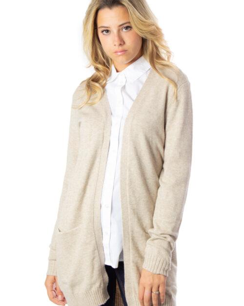 Cardigan Vila Clothes VIRIL Beige – 24920