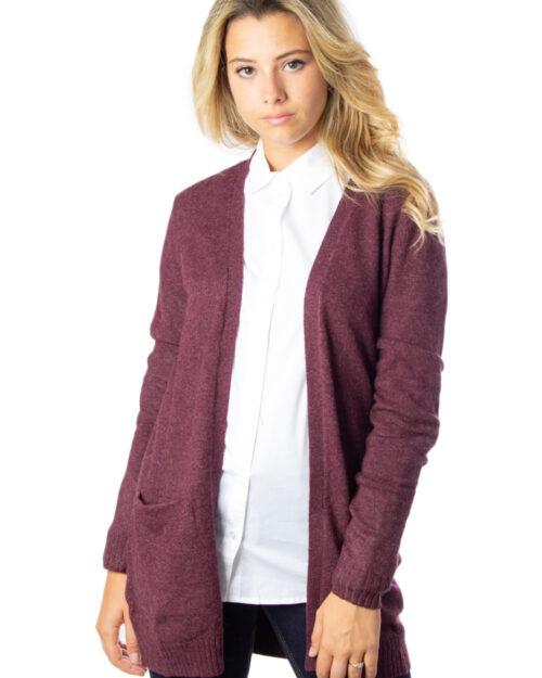 Cardigan Vila Clothes VIRIL Bordeaux – 24920