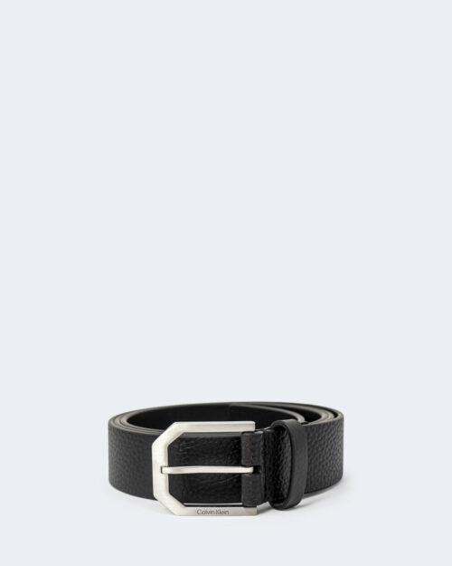 Cinta Calvin Klein VITAL FACETED Nero – 76834