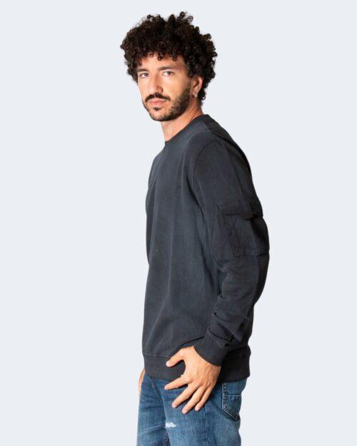 Felpa senza cappuccio Only & Sons ONSNINO LIFE Nero – 71892