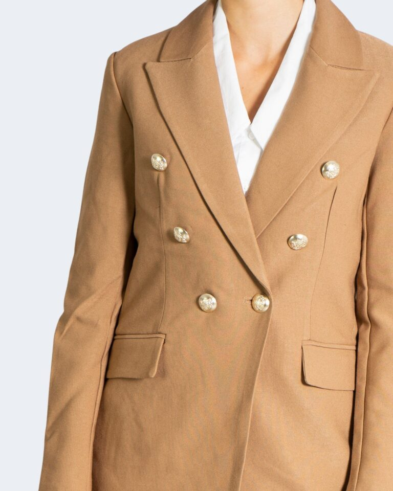 Giacca Only CORINNA Beige scuro - Foto 2