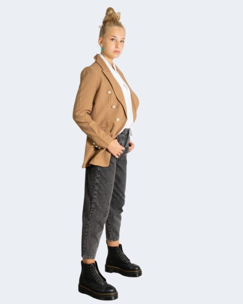 Giacca Only CORINNA Beige scuro - Foto 4