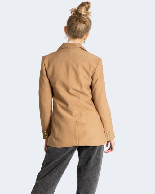 Giacca Only CORINNA Beige scuro - Foto 5