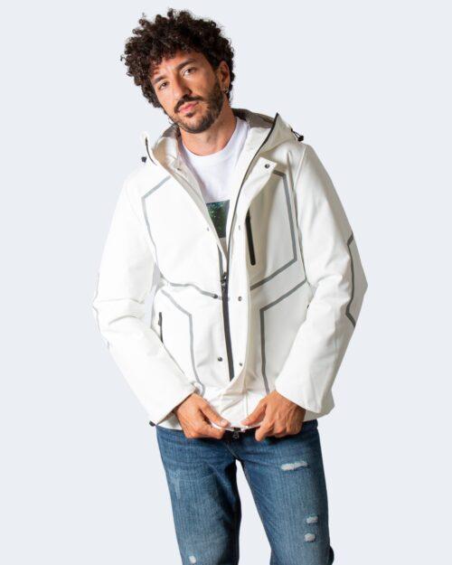 Giubbotto Hox TECHNICAL JACKET REFLECTOR Bianco – 77839
