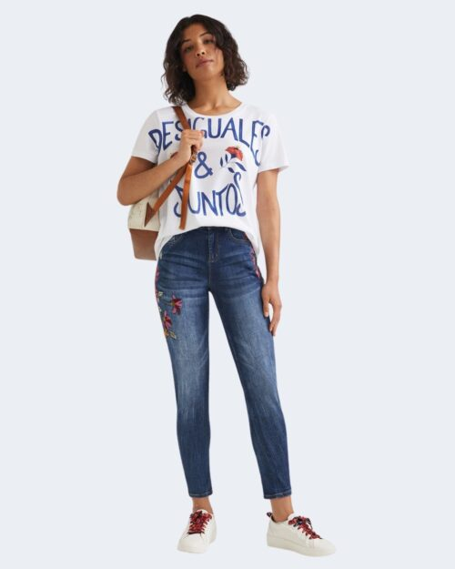 Jeans skinny Desigual LUISIANA Dark Blue Denim – 73132