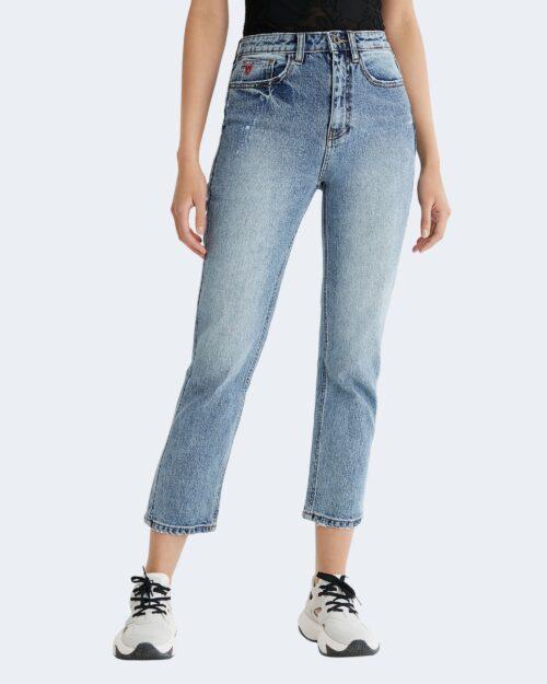 Jeans mom Desigual SCARF Denim – 73239