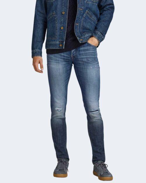 Jeans slim Jack Jones JJIGLENN Blue Denim – 71746