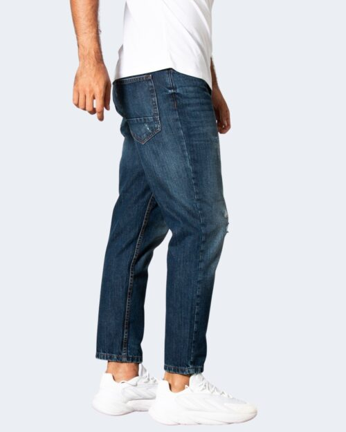 Jeans Tapered Only & Sons ONSAVI BEAM LIFE Blue Denim – 71882