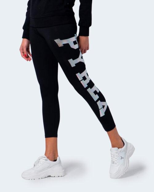 Leggings Pyrex STAMPA LATERALE Nero – 59168