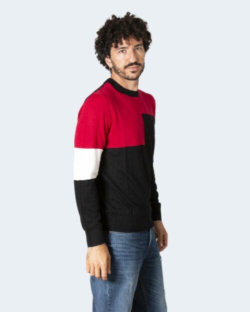 Maglia Armani Exchange PULLOVER Nero – 72497