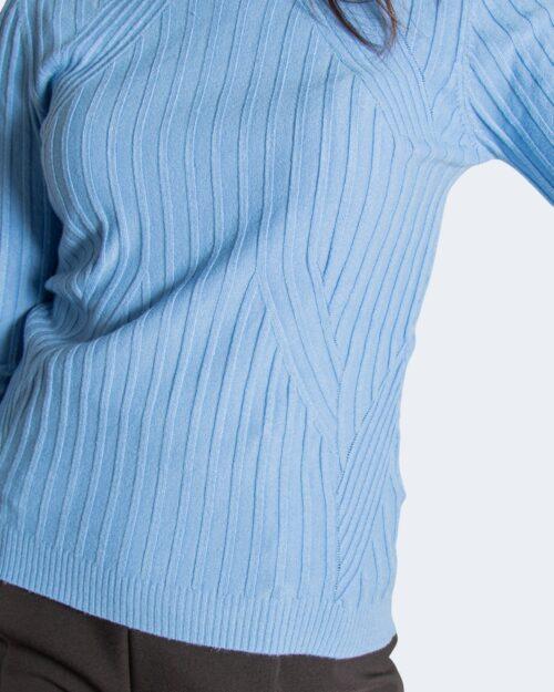 Maglia Sandro Ferrone COSTILLAS Azzurro – 77758