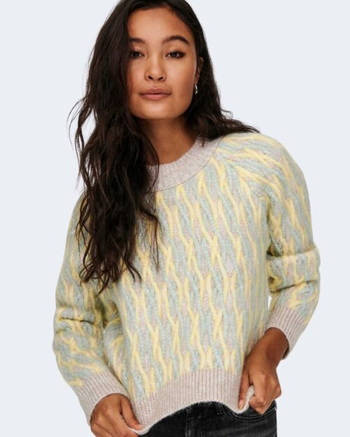 Maglione Only MELLIE Verde – 71816