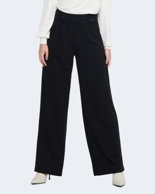Pantaloni a palazzo Jacqueline de Yong DYGEGGO NEW LONG Nero - Foto 1