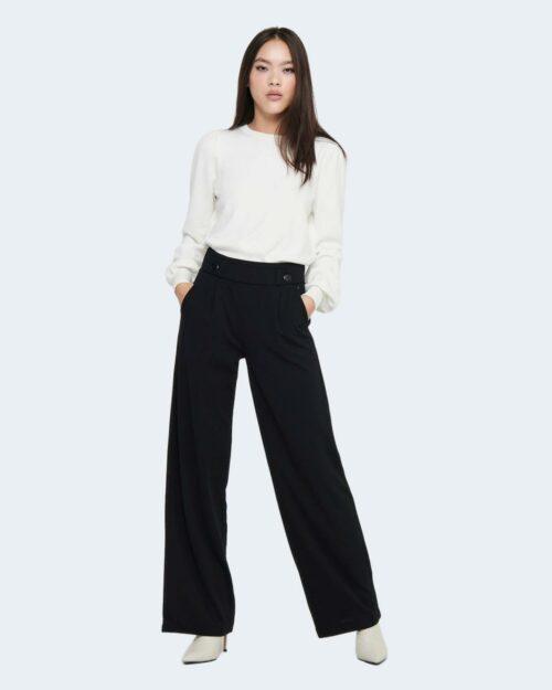 Pantaloni a palazzo Jacqueline de Yong DYGEGGO NEW LONG Nero - Foto 3