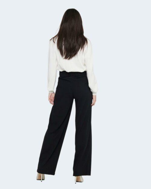 Pantaloni a palazzo Jacqueline de Yong DYGEGGO NEW LONG Nero - Foto 4