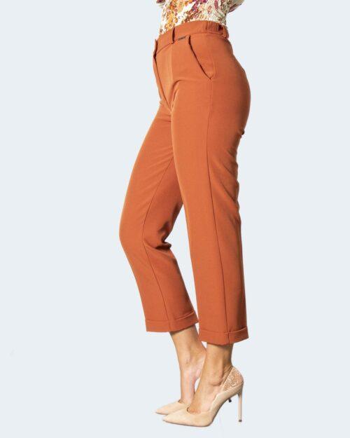 Pantaloni da completo Akè KASSY Mattone – 78042