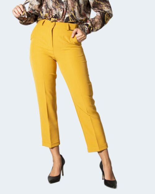 Pantaloni da completo Akè KASSY Ocra – 78042