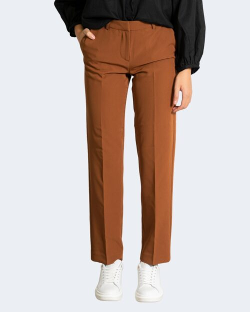 Pantaloni a sigaretta Only ORLEEN Beige scuro – 71922