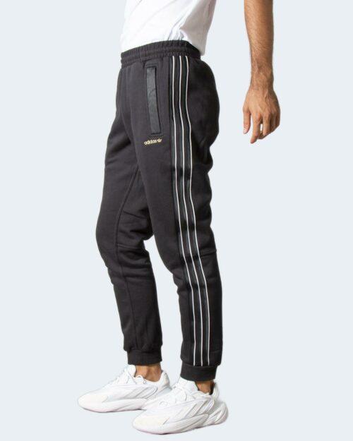 Pantaloni sportivi Adidas Sweat pants adidas SPRT Shadow 3-Stripes Nero – 77837
