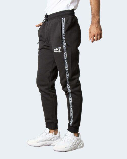 Pantaloni sportivi Ea7 JERSEY TROUSER Nero – 77504