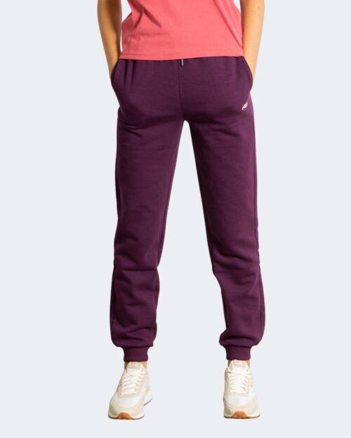 Pantaloni sportivi Fila EDENA Bordeaux – 65192