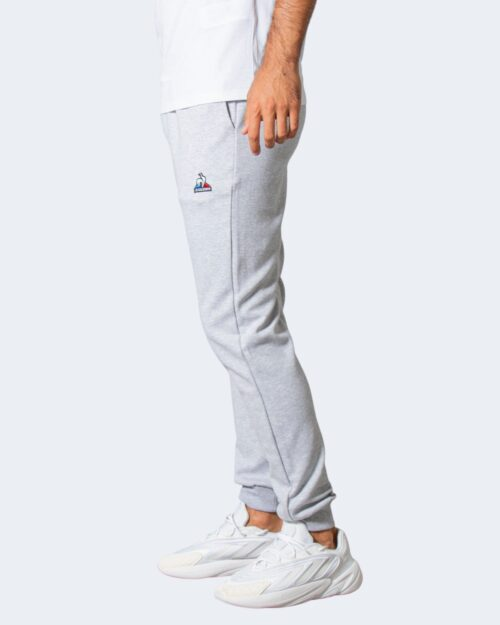Pantaloni sportivi Le Coq Sportif ESS Grigio Chiaro – 77483