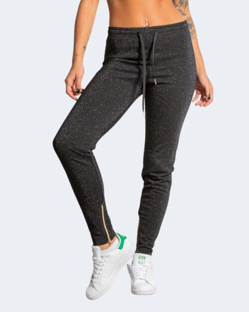 Pantaloni sportivi Love Moschino APPLY ON BAG Nero – 77526