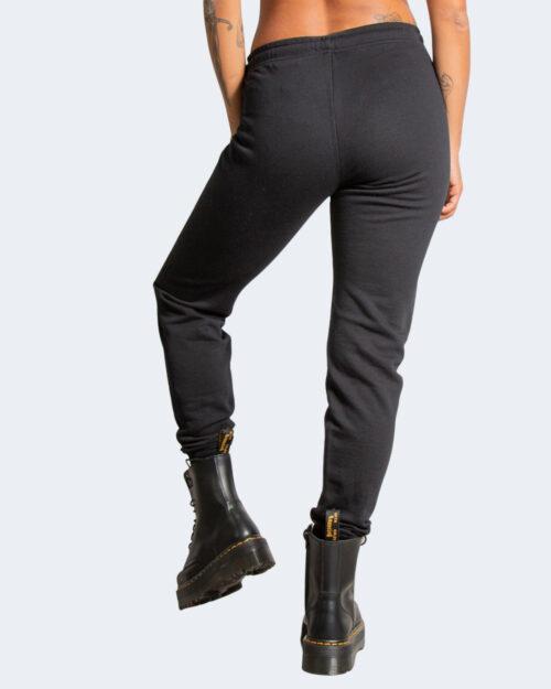 Pantaloni sportivi Love Moschino LOGO CON CUORE Nero – 77527