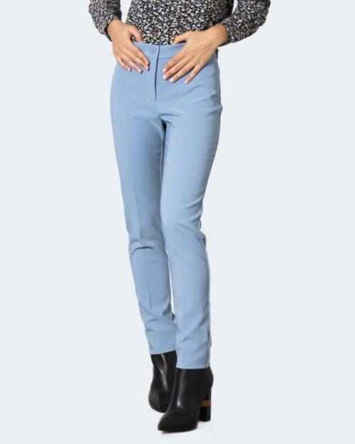 Pantaloni a sigaretta Rinascimento REWI Azzurro – 78030