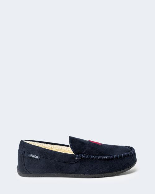 Pantofole Ralph Lauren DECLAN Blu – 76953