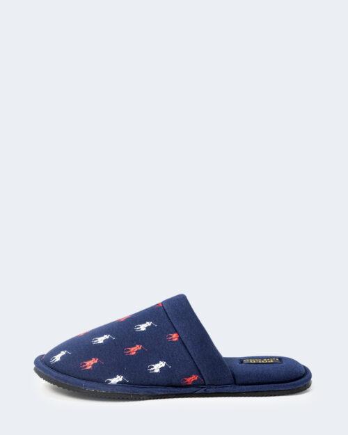 Pantofole Ralph Lauren KOLLIN Blu – 76950