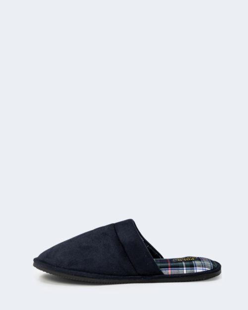 Pantofole Ralph Lauren KLARENCE Blue scuro – 76951