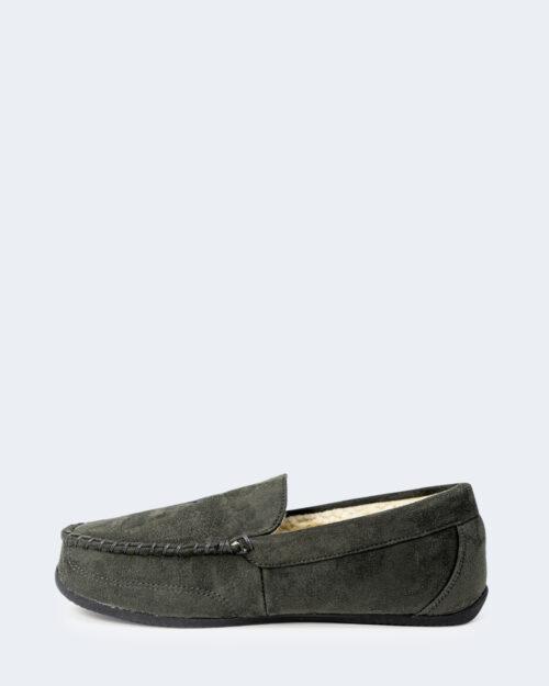 Pantofole Ralph Lauren DECLAN Grigio Scuro – 76954