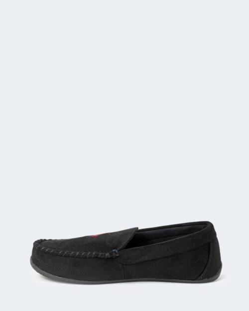 Pantofole Ralph Lauren DECLAN Nero – 76957